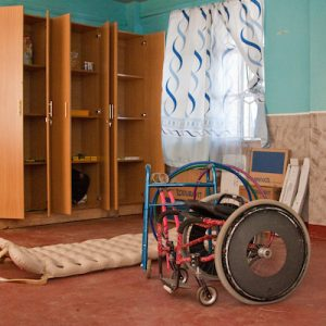 Baba Dogo Reaches Children With Severe Disabilities