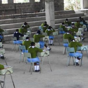 More Than 800 Students Prepare for National Exams