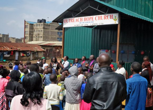 New Church in Baba Dogo