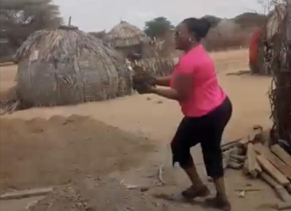 Building Turkana Homes