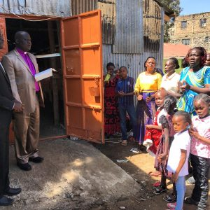 New Church Building for Mathare North