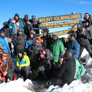 July Kilimanjaro team beats their goal!